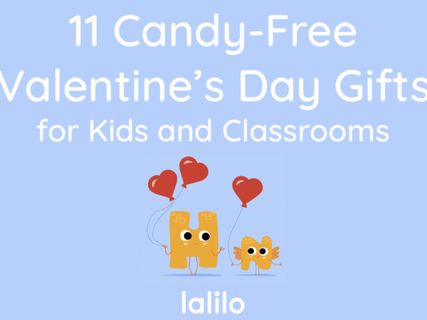 11 Candy-Free Valentine's Day Classroom Gift Ideas