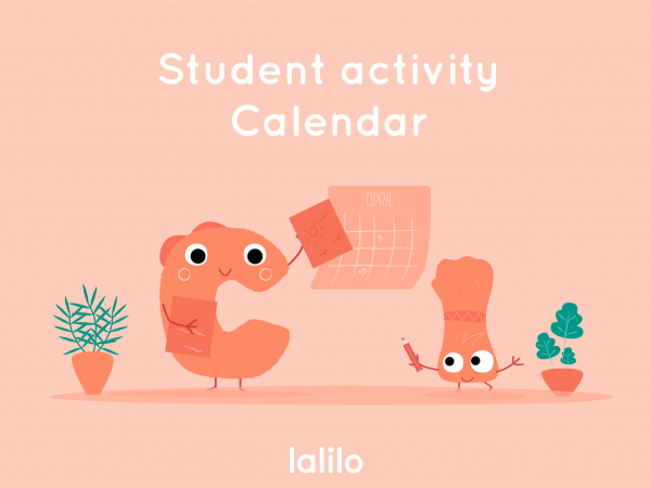 Track Students' Time on Lalilo with the Student Activity Calendar