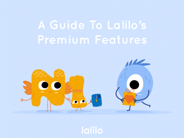 A Guide To Lalilo's Premium Features