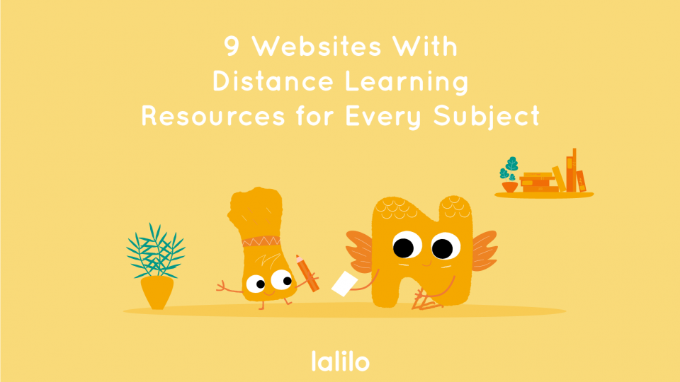 9 Best Websites With Distance Learning  Resources for Every Subject