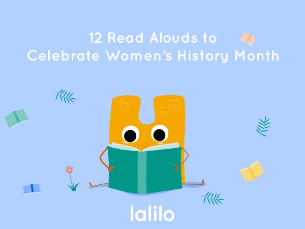 12 Read Alouds to Celebrate Women's History Month