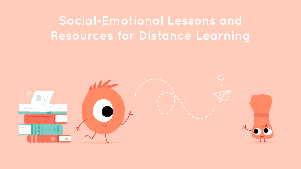 4 Weeks of SEL Lessons and Activities for Distance Learning