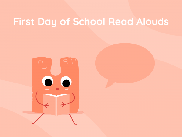 6 Culture Building Read Alouds for the First Day of School