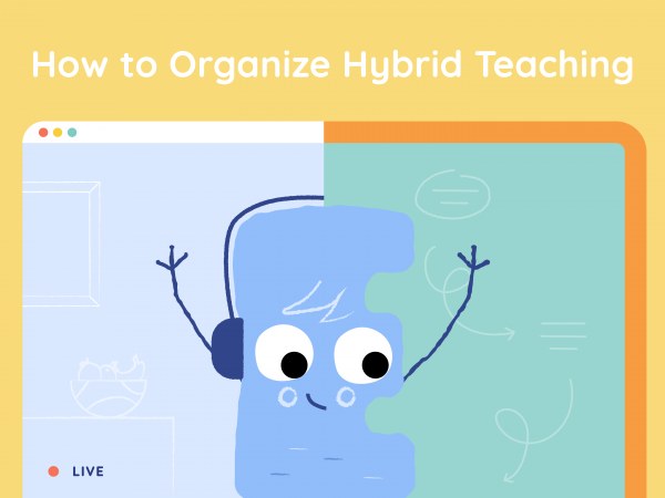 Tips for Hybrid Teaching