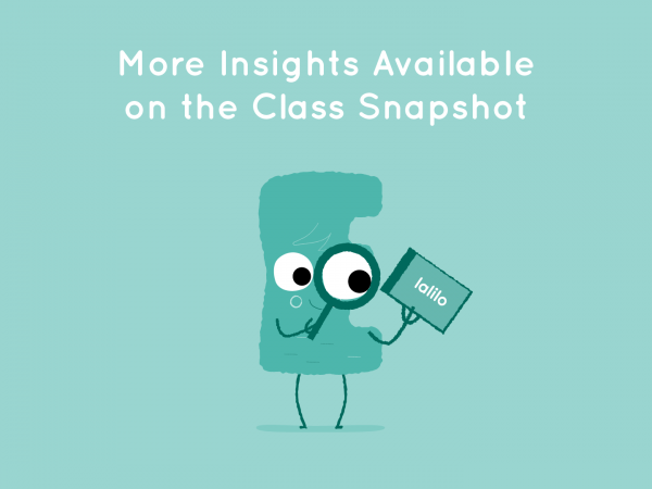 More Insights on the Class Snapshot