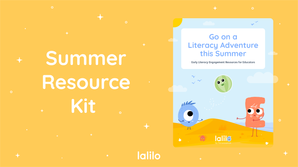 Summer Early Literacy Resources